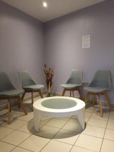 Psychiatre Psychothérapeute Lille salle d'attente
