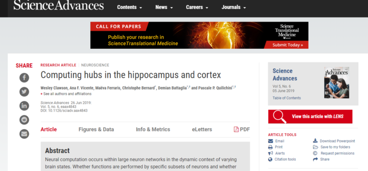 Sommeil : des neurones en ébullition.